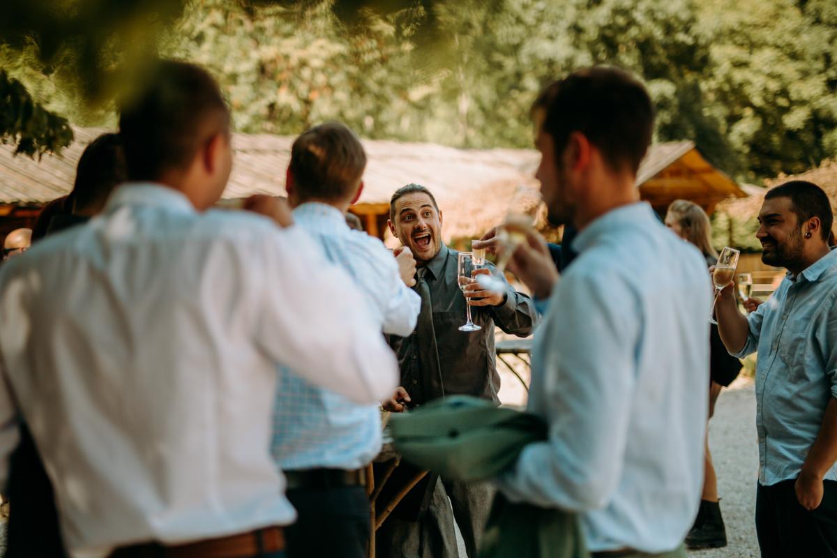 Welcome drink Bar Bedouin